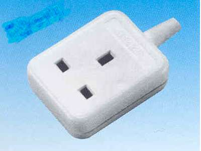 Mains line socket - 860